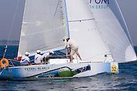Estero Blanco .II Campeonato del Mundo de Vela IMS670 - Agosto 2006 - Real Club Náutico de El Puerto de Santa María