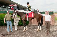 Next Level winning at Delaware Park on 6/12/13