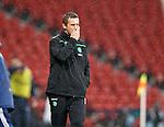 Anguish at Hampden for Celtic manager Ronny Deila