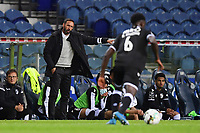 22nd April 2021; Dragao Stadium, Porto, Portugal; Portuguese Championship 2020/2021, FC Porto versus Vitoria de Guimaraes; Vitoria de Guimaraes manager Joao Henriques