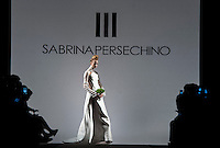 20130709 ROMA-CRONACA: ALTAROMA, SABRINA PERSECHINO PRESENTA LA COLLEZIONE AUTUNNO INVERNO 2013/2014