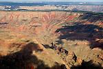 Grand Canyon, Hoover Dam, Columbia River, Lake Mead, Nevada & Arizona, USA aerial views.
