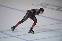 SPEEDSKATING: Calgary, The Olympic Oval, 08-02-2020, ISU World Cup Speed Skating, 5000m Men Division A, Graeme Fish (CAN), ©foto Martin de Jong