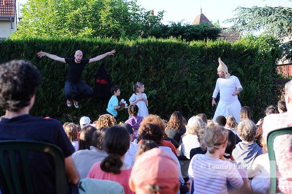 Printemps de paroles 2012..Ville : Chanteloup en Brie..Le 25/05/2012