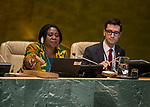 GA 72<br /> High-level meeting of the General Assembly on the appraisal of the United Nations Global Plan of Action to Combat Trafficking in Persons<br /> 25th plenary meeting<br /> <br /> End of meeting,