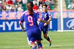 Azusa Iwashimizu (JPN), JULY 1, 2015 - Football / Soccer : FIFA Women's World Cup Canada 2015 Semi-final match between Japan 2-1 England at Commonwealth Stadium in Edmonton, Canada. (Photo by AFLO)