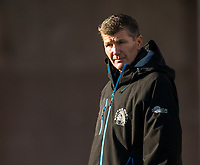 Exeter Chiefs' Head Coach Rob Baxter<br /> <br /> Photographer Bob Bradford/CameraSport<br /> <br /> Gallagher Premiership Semi-Final - Exeter Chiefs v Bath Rugby - Saturday 10th October 2020 - Sandy Park - Exeter<br /> <br /> World Copyright © 2020 CameraSport. All rights reserved. 43 Linden Ave. Countesthorpe. Leicester. England. LE8 5PG - Tel: +44 (0) 116 277 4147 - admin@camerasport.com - www.camerasport.com