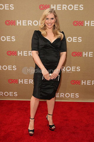 Emily Procter at the CNN Heroes: An All-Star Tribute at The Shrine Auditorium on December 11, 2011 in Los Angeles, California.