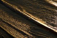 Sunrise waves at Reef Bay.Virgin Islands National Park.St. John, U.S. Virgin Islands