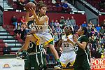 2015 girls basketball: Pinewood School at CCS Open Division girls championship