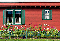 Roosevelt summer cottage museum, Campobello,  New Brunswick, Canada