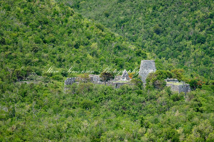 Annaberg Plantation Ruins<br /> Virgin Islands National Park<br /> St. John<br /> US Virgin Islands