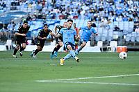 2021 A League Football Sydney v Western Sydney Jan 16th