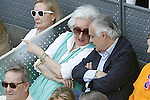 Margarita de Borbon y Borbon-Dos Sicilias during Madrid Open Tennis 2015 Final match.May, 10, 2015.(ALTERPHOTOS/Acero)