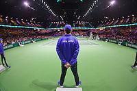 Februari 15, 2015, Netherlands, Rotterdam, Ahoy, ABN AMRO World Tennis Tournament, <br /> Photo: Tennisimages/Henk Koster