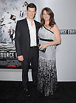 Eric Mabius and wife at The Summit Entertainment L.A Premiere of Source Code held at The Cinerama Dome in Hollywood, California on March 28,2011                                                                               © 2010 Hollywood Press Agency