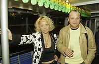Яна Поплавская и Сергей Гинзбург
