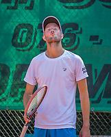 Etten-Leur, The Netherlands, August 27, 2017,  TC Etten, NVK, Romano Frantzen<br /> Photo: Tennisimages/Henk Koster