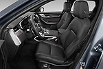 Front seat view of 2021 Jaguar F-Pace S 5 Door SUV Front Seat  car photos