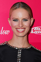 NEW YORK, NY - SEPTEMBER 10: Model Karolina Kurkova arrives at the Us Weekly's Most Stylish New Yorkers Party held at Harlow on September 10, 2013 in New York City. (Photo by Jeffery Duran/Celebrity Monitor)