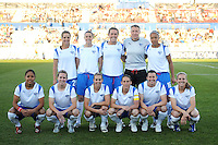 Boston Breakers starting 11.  Boston Breakers defeated Washington Freedom 3-1 at The Maryland SoccerPlex, Saturday April 18, 2009.