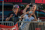 Spectators cheer on the youth races participants during the Epic Rides' Inaugural Carson City Off-Road event on Sunday, June 19, 2016 in Carson City, Nev.<br /> Photo by Kevin Clifford/Nevada Photo Source