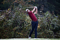 SAPPHIRE, NC - OCTOBER 01: Andrew Spiegler of the University of South Carolina at The Country Club of Sapphire Valley on October 01, 2019 in Sapphire, North Carolina.