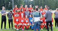 2021.07.31 Woluwe White Star Team Photo Shoot