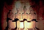 EGY, Aegypten, Abu Simbel: im Innersten des Tempels | EGY, Egypt, Abu Simbel: inside the temple