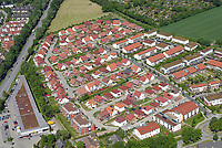Boberger Dorfanger: EUROPA, DEUTSCHLAND, HAMBURG, (GERMANY), 07.06.2013: Boberger Dorfanger