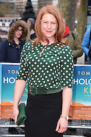 """Jane Perry<br /> arrives for the premiere of """"A Hologram for the King"""" at the Bfi, South Bank, London<br /> <br /> <br /> ©Ash Knotek  D3110 25/04/2016"""