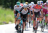 26th May 2021; Canazei, Trentino, Italy; Giro D Italia Cycling, Stage 17 Canazei to Sega Di Ala ; Christopher Jensen (DEN - Team Bikeexchange)