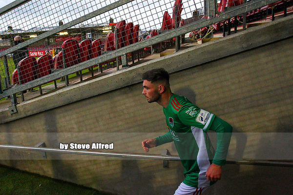 Cork City v Wexford, SSE Airtricity League Division 1, 7/5/21, Turner's Cross, Cork.<br /> <br /> Copyright Steve Alfred 2021.