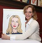 """The Parisian Woman"" - Broadway cast Sardi's Portraits"