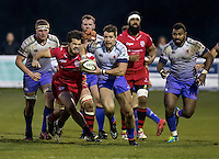 London Scottish Football Club v Jersey - British & Irish Cup - 10.12.2016