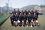 Yau Yee League Masters Team, during the HKFC Citi Soccer Sevens 2017 on 28 May 2017 at the Hong Kong Football Club, Hong Kong, China. Photo by Chris Wong / Power Sport Images
