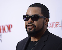 Ice Cube @ the premiere of 'Barber Shop The Next Cut' held @ the Chinese theatre.<br /> April 6, 2016