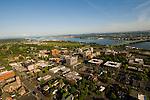 Aerial View of Vancouver, Washington