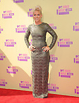 Pink at The 2012 MTV Video Music Awards held at Staples Center in Los Angeles, California on September 06,2012                                                                   Copyright 2012  DVS / Hollywood Press Agency