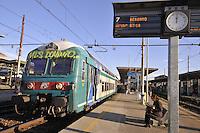 - Trenitalia, high density regional train at Milan Lambrate Station<br /> <br /> - Trenitalia, treno regionale ad alta densità alla stazione di Milano Lambrate