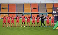 MEDELLÍN- COLOMBIA, 11-08-2021: Atlético Nacional y el Independiente Medellín en partido por la fecha 7 como parte de la Liga Femenina BetPlay DIMAYOR 2020 jugado en el estadio Atanasio Girardot de Medellín/ Atletico Nacional and Independiente Medellin in match for the date 7 as part of Women's BetPlay DIMAYOR 2021 League, played at Atanasio Girardot stadium of Medellin City. Photo: VizzorImage / Juan Augusto Cardona / Contribuidor