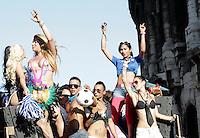 20120623 ROMA-CRONACA: GAY PRIDE PARADE 2012