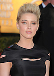 Amber Heard at the 18th Screen Actors Guild Awards held at The Shrine Auditorium in Los Angeles, California on January 29,2012                                                                               © 2012 Hollywood Press Agency