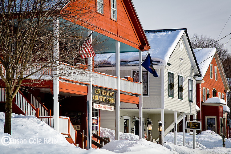 The Vermont Country Store, Weston, Southern VT