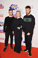 Clean Bandit<br /> at Capital's Jingle Bell Ball 2018 with Coca-Cola, O2 Arena, London<br /> <br /> ©Ash Knotek  D3465  09/12/2018