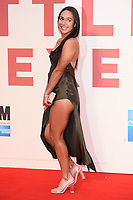 "Heather Watson<br /> arriving for the London Film Festival 2017 screening of ""Battle of the Sexes"" at the Odeon Leicester Square, London<br /> <br /> <br /> ©Ash Knotek  D3322  07/10/2017"