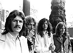 Led Zeppelin 1970 John Bonham, Robert Plant, Jimmy Page and John Paul Jones....