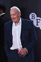LONDON, ENGLAND - OCTOBER 10: Charles Dance attending 'The Tender Bar' Premiere - the 65th BFI London Film Festival at The Royal Festival Hall on October 10, 2021, London, England.<br /> CAP/MAR<br /> ©MAR/Capital Pictures