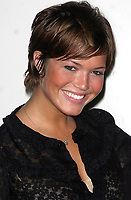 MANDY MOORE 2004<br /> AT OLYMPUS FASHION WEEK: MARC JACOBS SPRING 2005 COLLECTION AT PIER 54 IN NEW YORK CITY <br /> Photo By John Barrett/PHOTOlink /MediaPunch