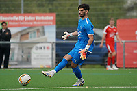 Stefano Francioso (Büttelborn) - Büttelborn 03.10.2021: SKV Büttelborn vs. SV 07 Geinsheim, Gruppenliga